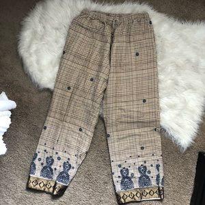 sudara Pants - Sundra Bohemian Punjammies Pajama Pants/Trousers